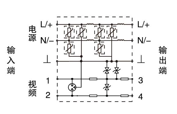 式过电压保护器