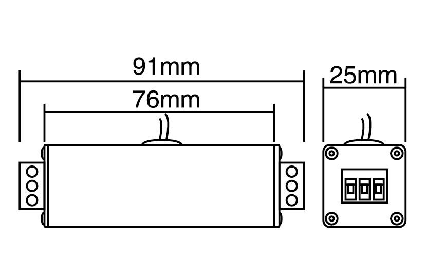 信号类防雷器 音频信号防雷器